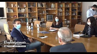 APA Confartigianato incontra il Consigliere Regionale Marco degli Angeli