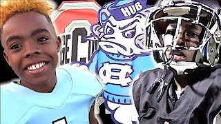 "🔥🔥 Bunchie Young and Compton ""Hub City"" Tarheels v OC Buckeyes 10U  