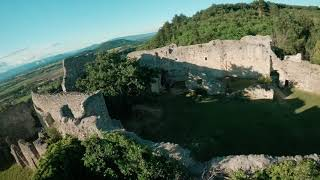 Fpv dans un chateau en ruine !! Drome #Gopro #26 ????????