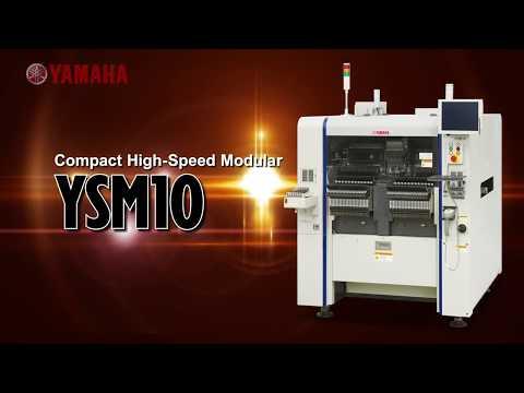 Yamaha Mounter YSM10