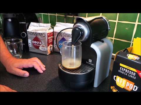 How to Use Magimix Nespresso Coffee Machines Review