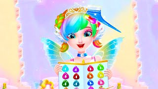 Sweet Princess Fantasy Hair Salon - Android Gameplay 1080p