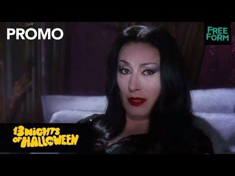 13 Nights of Halloween Addams Family Friday | Freeform