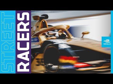 Big Cats, Fast Cars, & Berlin Race Action: Formula E Street Racers S5 Episode 15