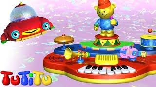 TuTiTu Leksaker | Musikbord