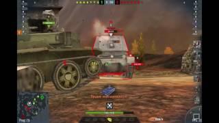 WoT Blitz - Озвучка экипажа от Александра Широкова (Betta)