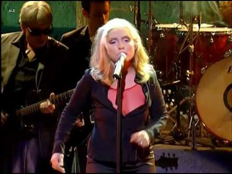 """Blondie - Sunday Girl 1999 """"NYC"""" Live Video HQ"""