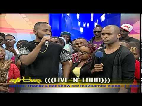 Str8up Live Interview : Nick Mutuma