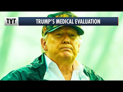 Trump Plans TOTALLY REAL Medical Exam on Fox News