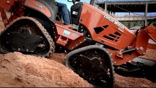 Ditch Witch RT80 Quad