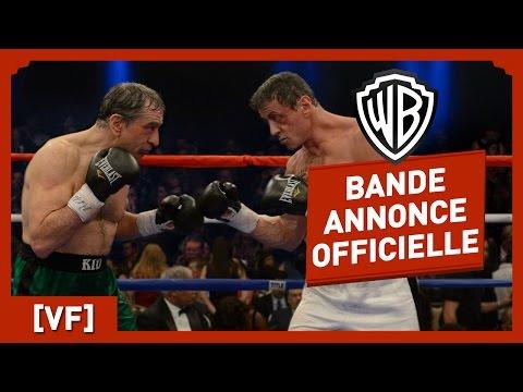 Match Retour - Bande Annonce Officielle (VF) - Sylvester Stallone / Robert De Niro