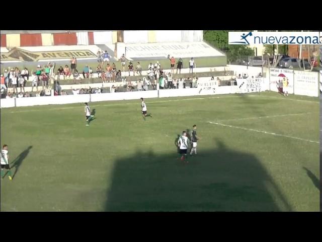 El gol de Cristian Gareiz pone Arsenal 1-Sarmiento 0