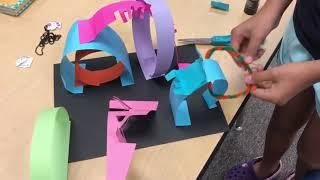 Pop-Up Paper Sculptures!