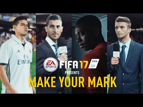 Commercial for FIFA 17 (2016) (Television Commercial)