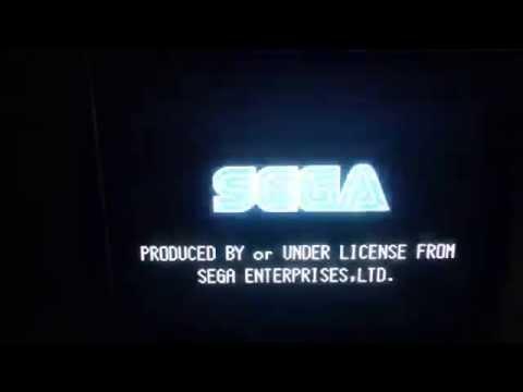 SEGA Saturn SDK Sample 00 - Basic