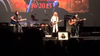 Lisa - Lita Ford - Dio Memorial 5/16/15