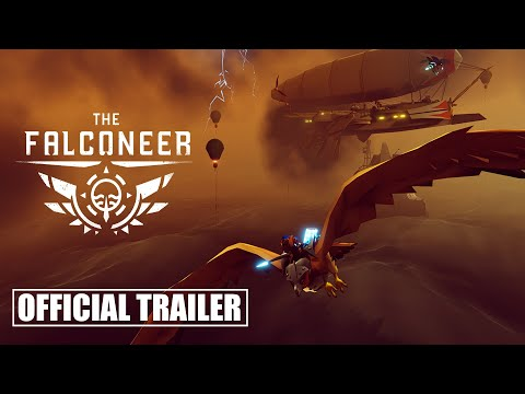 trailer des factions dans The Falconeer  de The Falconeer