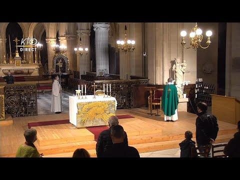 Messe à Saint-Germain-l'Auxerrois du 9 octobre 2021