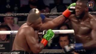 Deontay Wilder vs Luis Ortiz Highlights