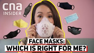 Face Masks: Which Is Best For COVID-19?