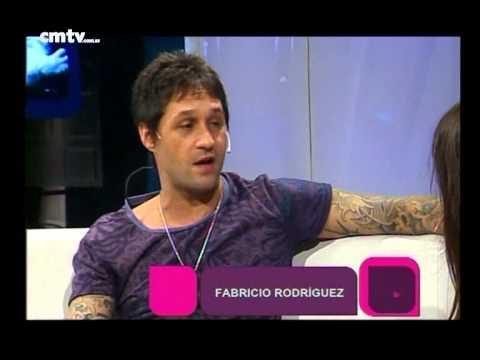 Fabricio Rodríguez video Entrevista CM X Press - 08-10-2014