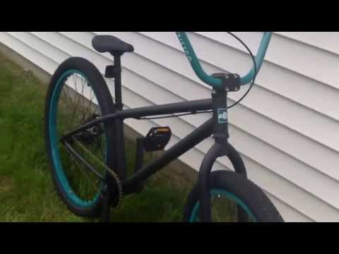 Informal review of DK Bicycles 26″ inch Xenia adult BMX bike with mods