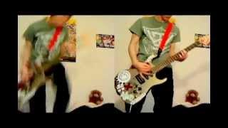 Neck Deep - Kick It (guitar cover)