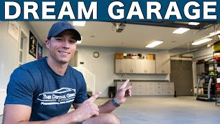 ULTIMATE DETAILER'S GARAGE TOUR | Garage Build For Detailers