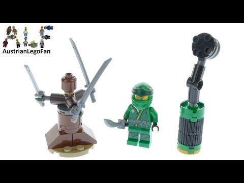 Vidéo LEGO Ninjago 30534 : Ninja Workout (Polybag)