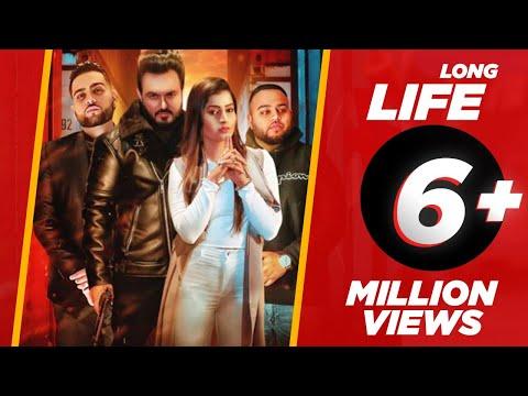 Long Life (Official Video) | Harpreet Dhillon | Gurlej Akhtar | Karan Aujla | Deep Jandu