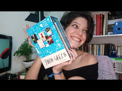 por dentro do box do john green