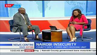 News Center discussion: Insecurity in the Nairobi CBD (Part 2)