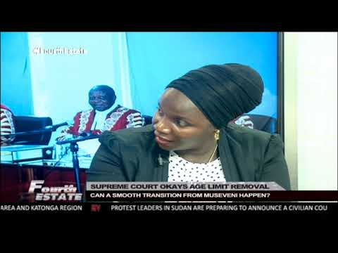 FOURTH ESTATE: Can a smooth transition from President Museveni happen?
