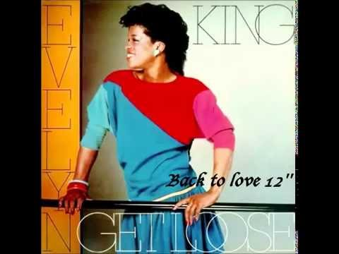 Evelyn King - Back to love ''Album Edit'' (1982)