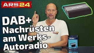 DAB+ im Auto nachrüsten? |  Werksradio bekommt DABplus | Dension DAB+U