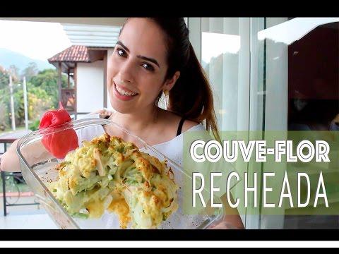 Couve-Flor recheada