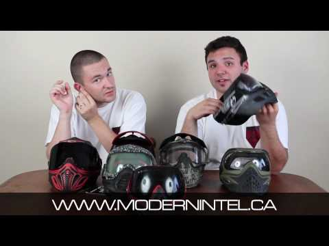 What Paintball Mask Should I Get?