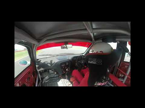 Silverstone 2021 – Race 1 – Dave Messenger
