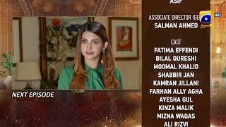 Bechari Qudsia - Episode 63 Teaser - 20th September 2021 - HAR PAL GEO