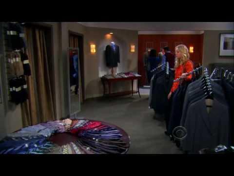 Sheldon & Penny go shopping