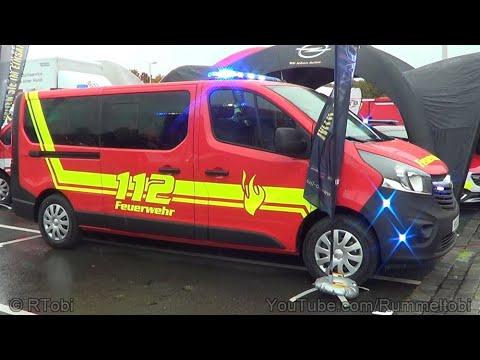 Opel Vivaro - Fire Department Demo Van - ACO - Florian Expo 2019 [GER | 10.10.2019]