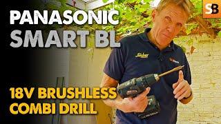 Panasonic Next Gen Intelligent Smart BL Drill