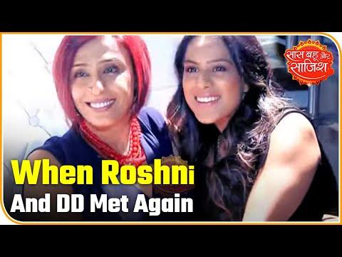 When Roshni And DD Met Again   Jamai Raja   Saas Bahu Aur Saazish