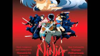 Ninja Resurrection OST  Spy Swordsman Jubei And The Fivefold Group
