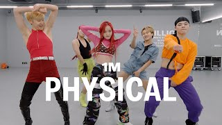 Dua Lipa - Physical / Yeji Kim Choreography