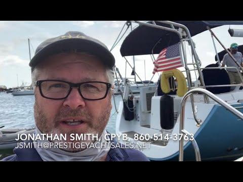 Beneteau Oceanis 46 video