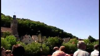 preview picture of video 'Schifffahrt auf dem Main bei Würzburg Teil II'