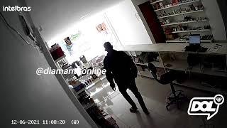Homem armado assalta farmácia veterinária, no centro de Itaporanga ( PB)