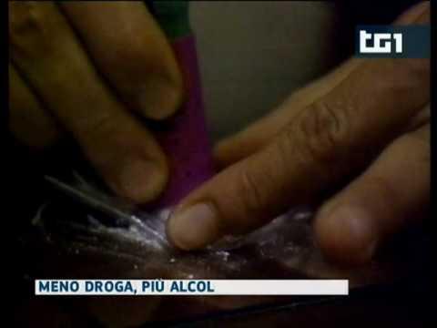 Prevenzione di professione di alcolismo per adolescenti