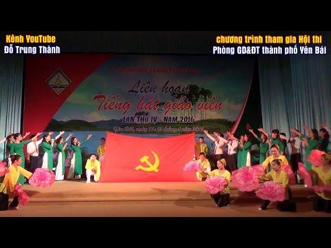 Liên hoan tiếng hát giáo viên (Phòng GD&ĐT thành phố Yên Bái)